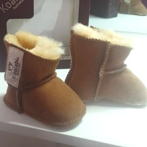 UGG BOOTS for baby - 0-6 months old